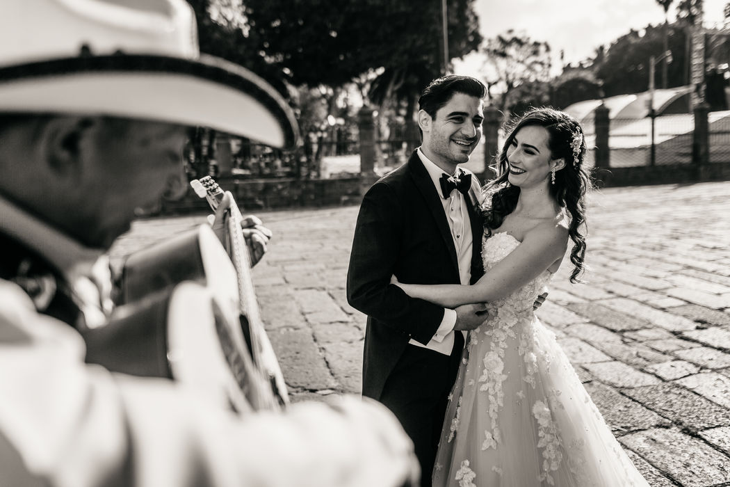 Uriel Mateos Wedding Photographer