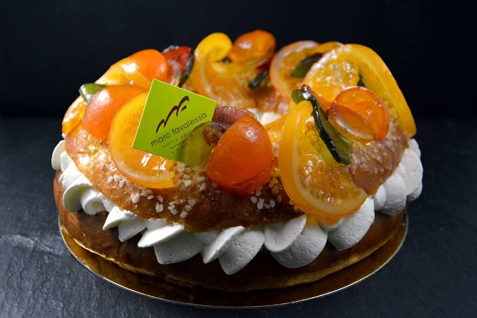 Pâtisserie Marc Favalessa