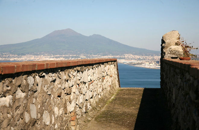 Castello Medioevale Sorrento Coast - Castellammare di Stabia