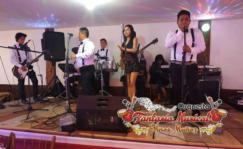 Orquesta Fantasia Musical