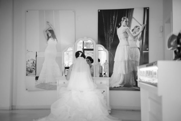Vestia de novia