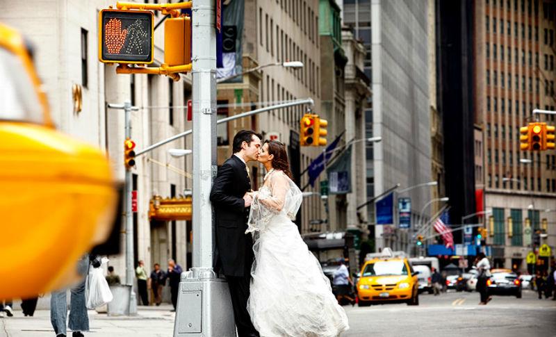Als Hochzeitsfotograf in New York - RAMAN-PHOTOS