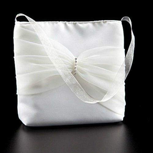 Beispiel: Brauttasche, Foto: Braut Boutique.