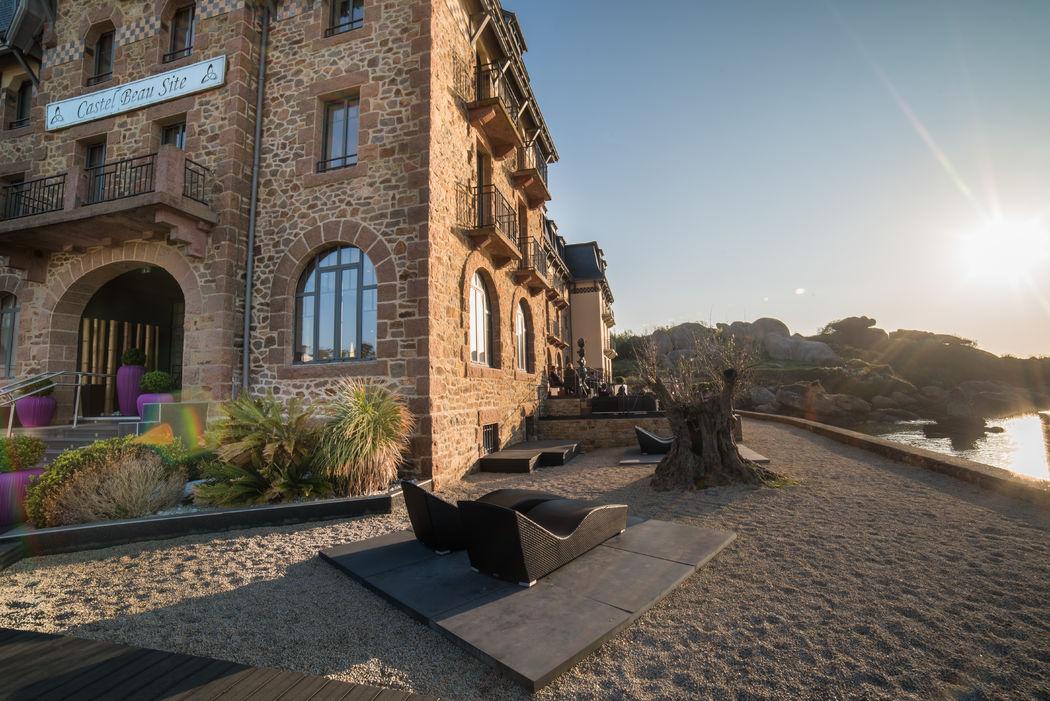 Castel Beau Site