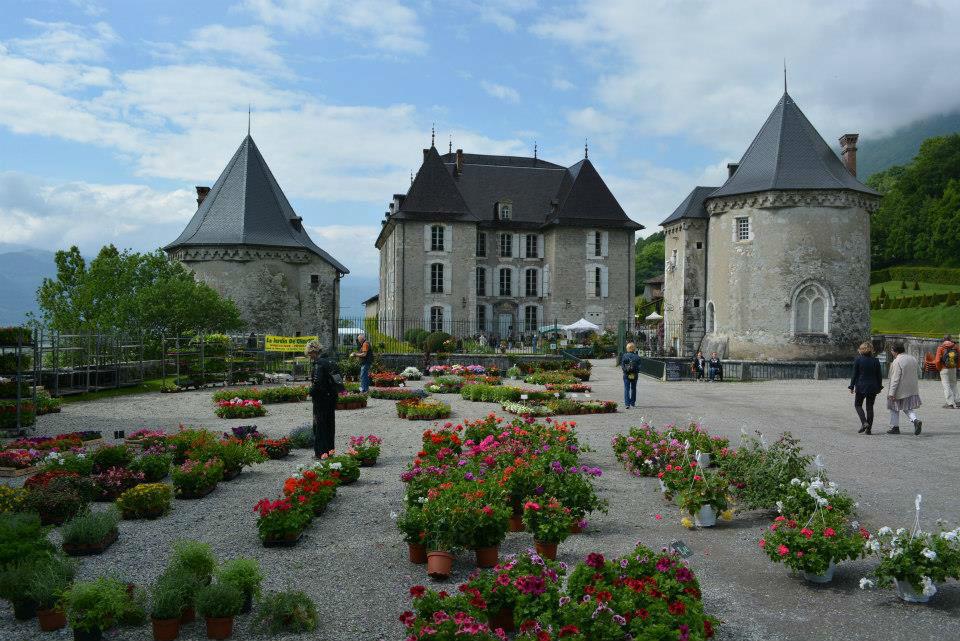 Jardins du Château du Touvet