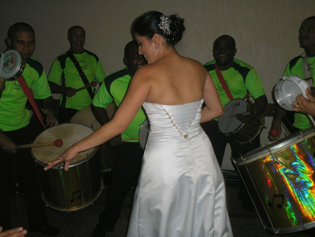 Mestre Augusto Samba Show