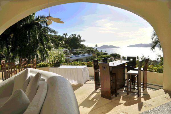 Servicio de banquetes en Villa Sabalo - Foto Susanna Palazuelos