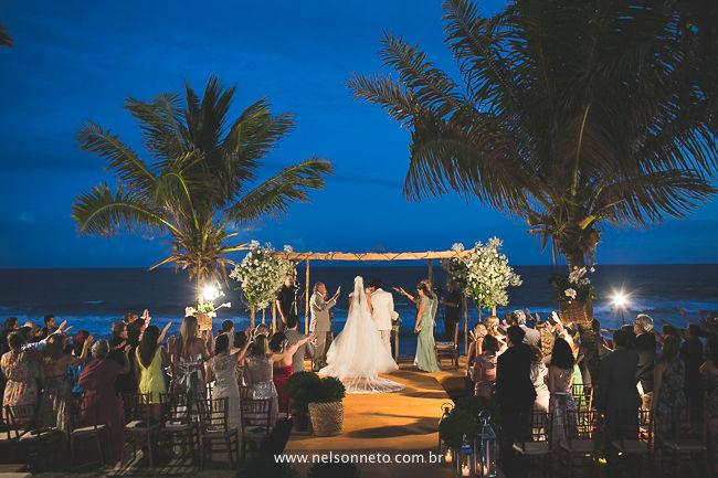 BV Wedding - Blue Praia Bar