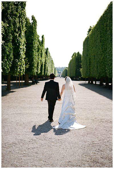 Beispiel: Individuelle Brautpaar-Shootings, Foto: Bell Studio Esther & Gabe.