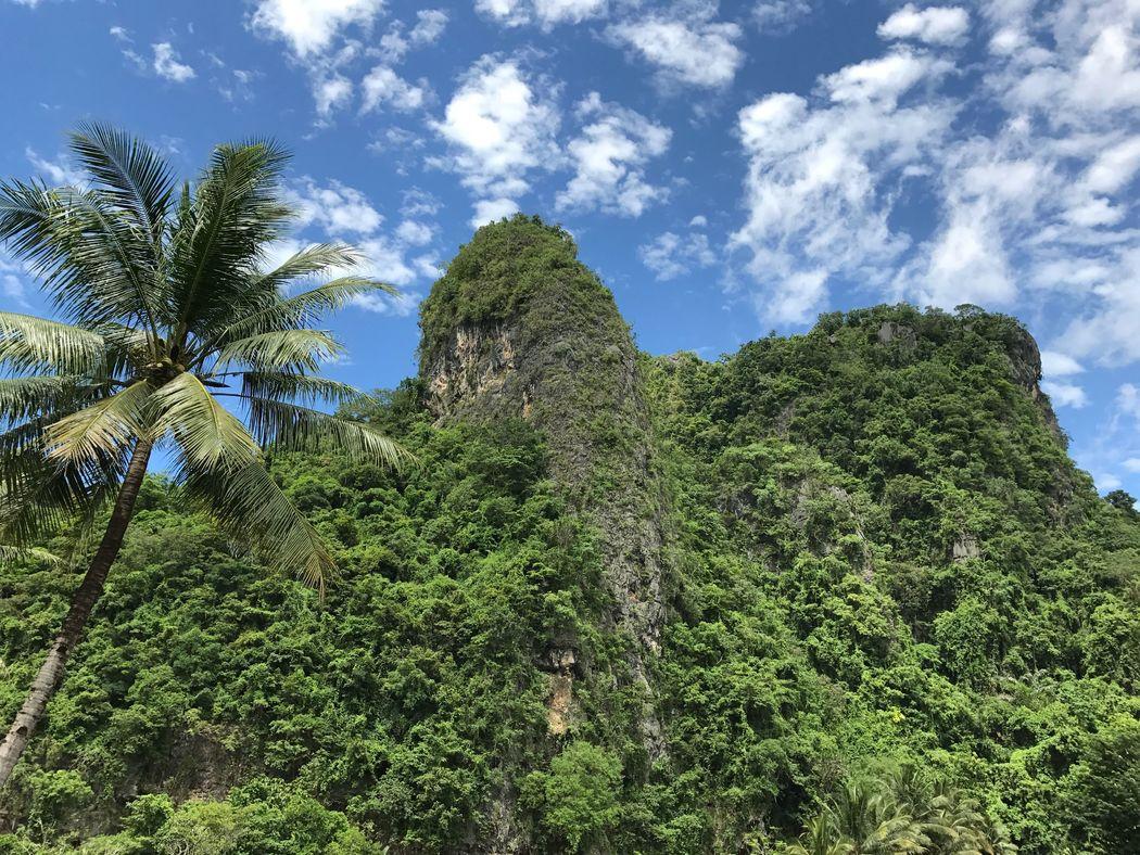 Paisaje natural Sulawesi