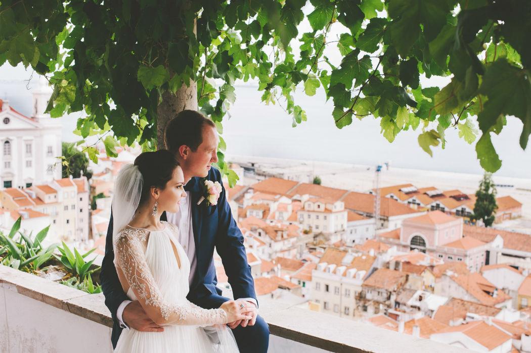 Свадебное агентство MarryMe Agency. Свадьба в Лиссабоне