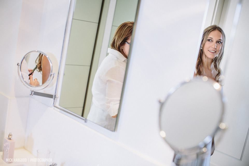 Amparo Aznar - Maquillaje