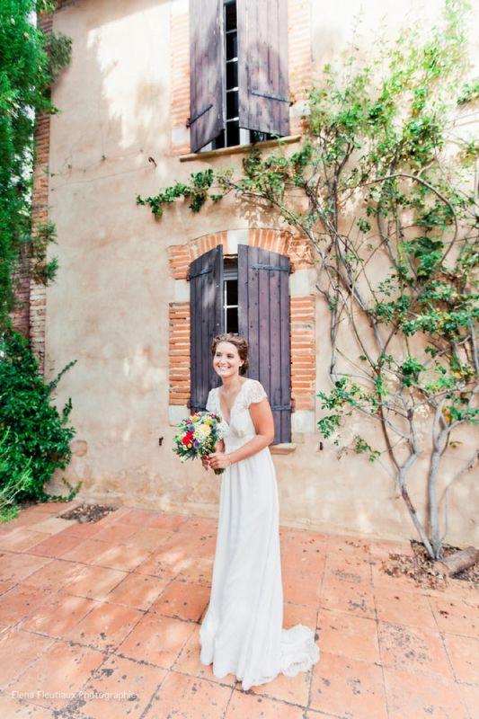 Mariage Camille & Julien - Crédit photo : Elena Fleutiaux