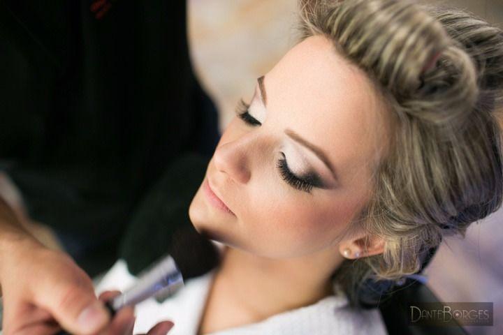 Dia de noiva D&P Araújo Make Up Hair