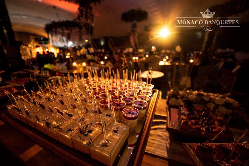 Banquetes Mónaco