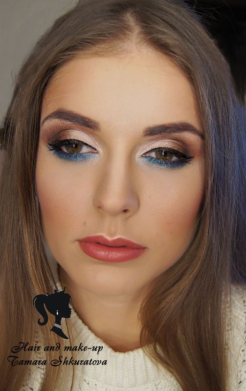 Свадебный стилист Тамара Шкуратова макияж любой сложности и причёски Обучение макияжу