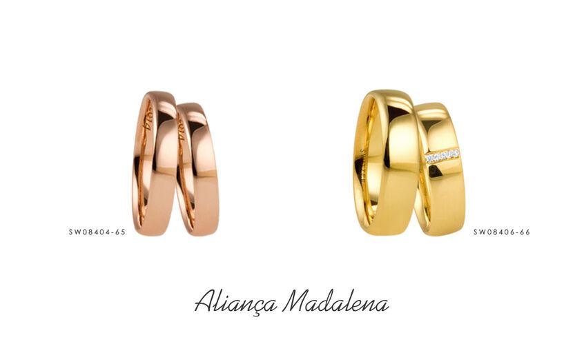 Aliança Madalena