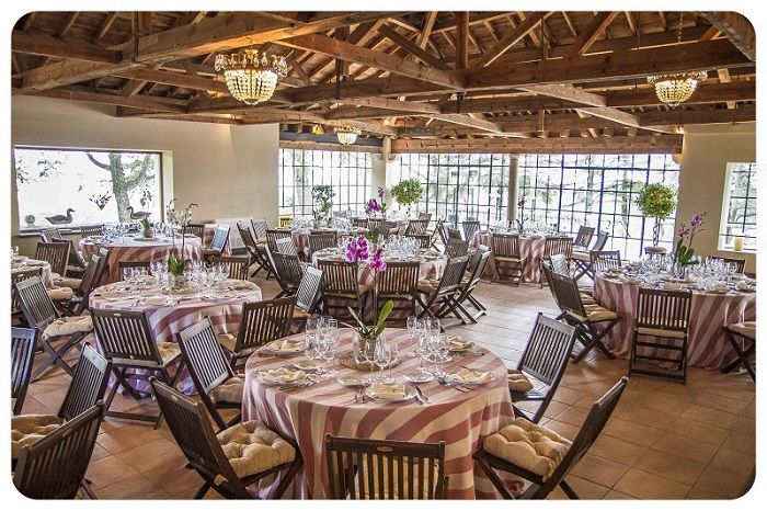 Salón Banquete Boda Finca Najaraya