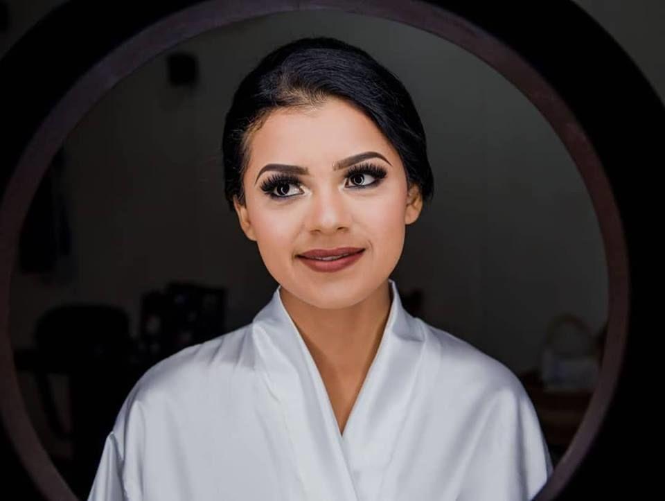 Romina López Make Up