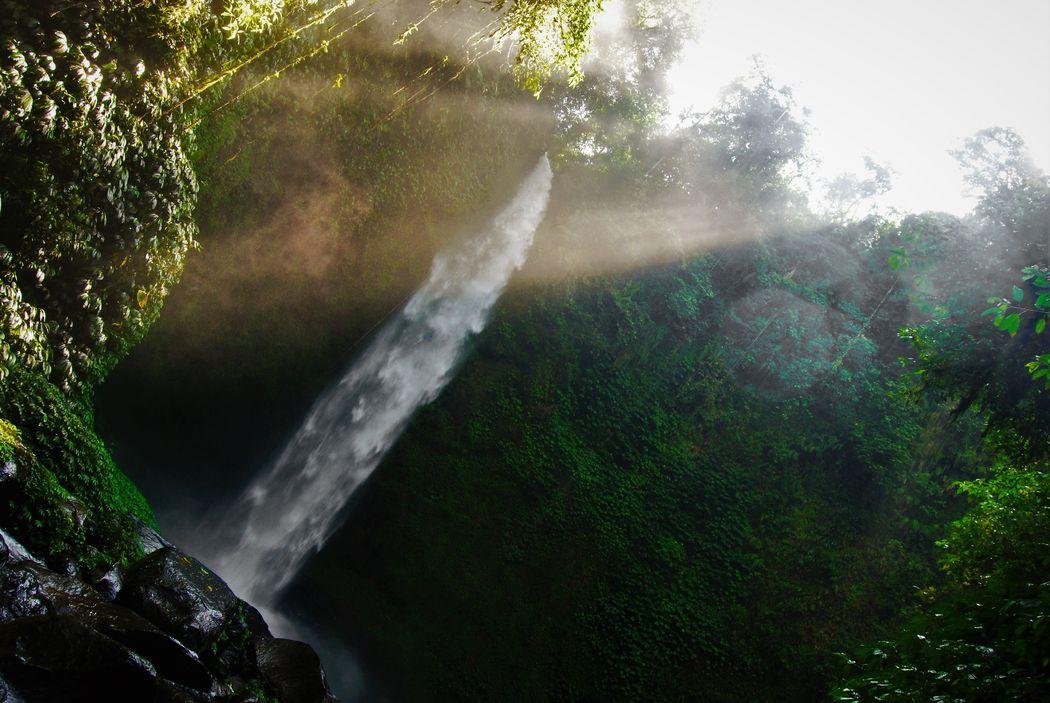 Cataratas Bali