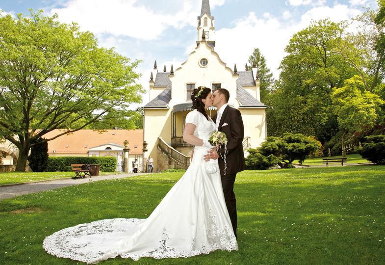 Traumhafte Kulisse für Ihre Fotos, Foto: Schloss Burgk.