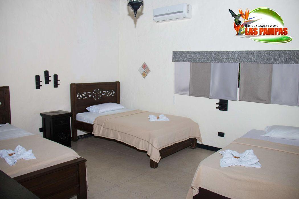 Las Pampas Hotel Campestre