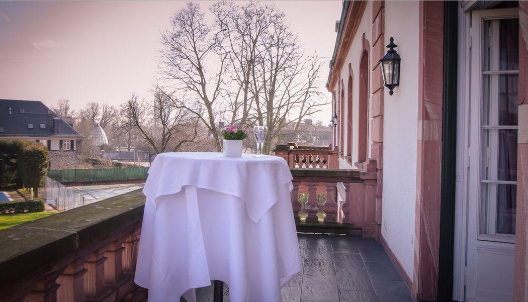 Frühstückszimmer - Balkon