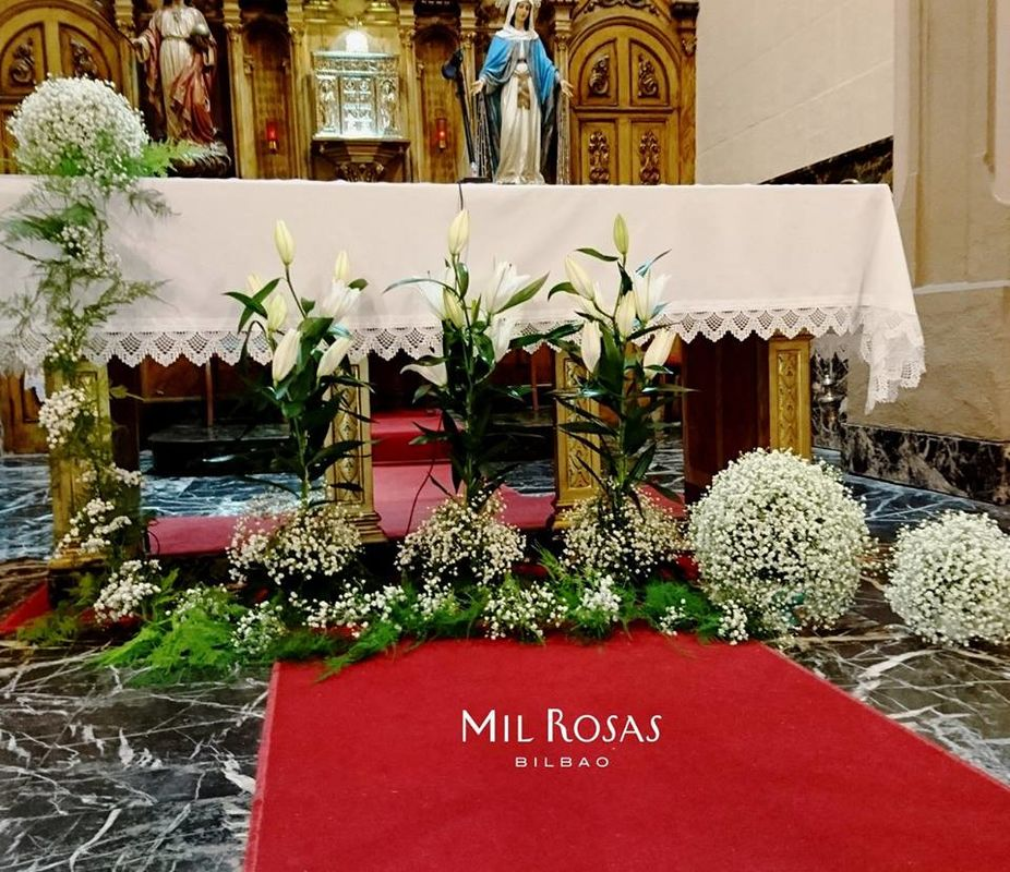 Mil Rosas Bilbao