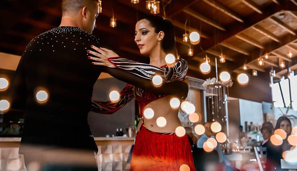 Live To Dance - Pedro e Sara