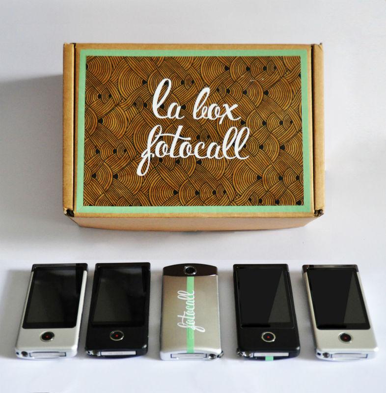 Une box composée de 5 caméras ultra-portables HD pour voir votre événements sous 5 points de vue.