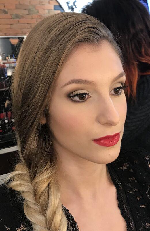 Simona Spampinato rougesimomakeupartist