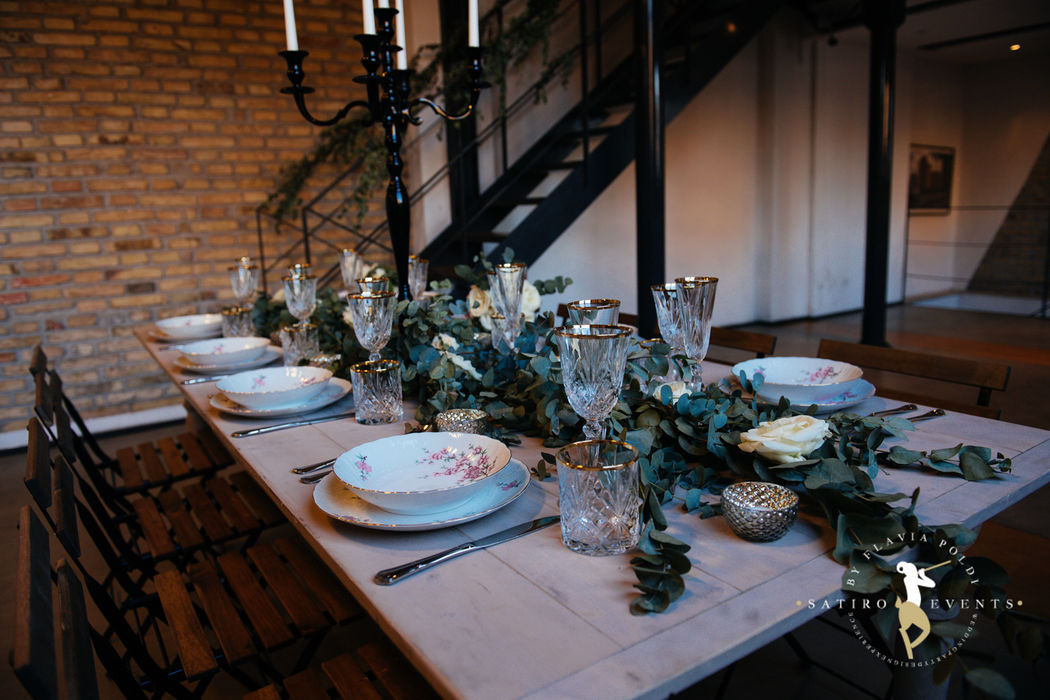Satiro Events By Flavia Poldi Wedding Planner