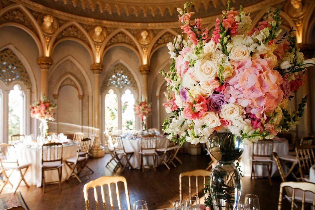 Свадьба в Португалии от Dream Weddings Europe - свадьба во дворце Монсеррат