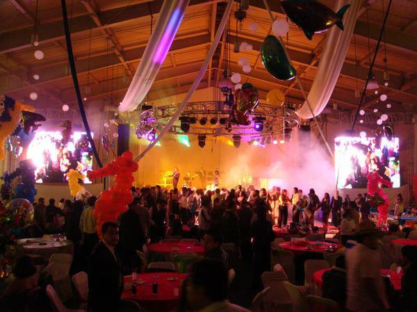 Los internacionales, orquesta musical para bodas