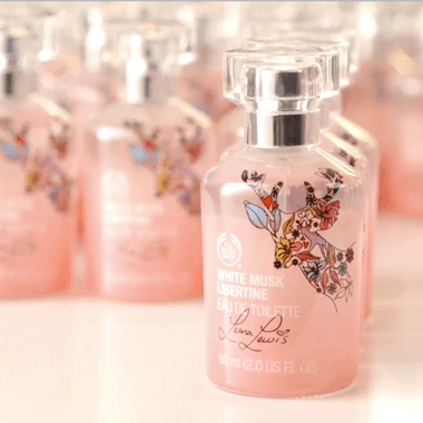 Maquillaje y productos de belleza - Foto The Body Shop