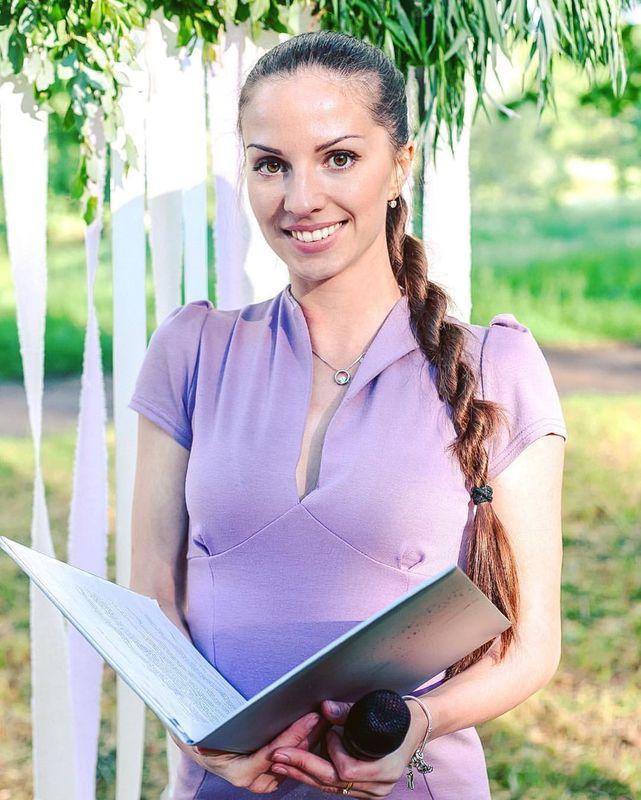 Выездной регистратор Екатерина Голубева