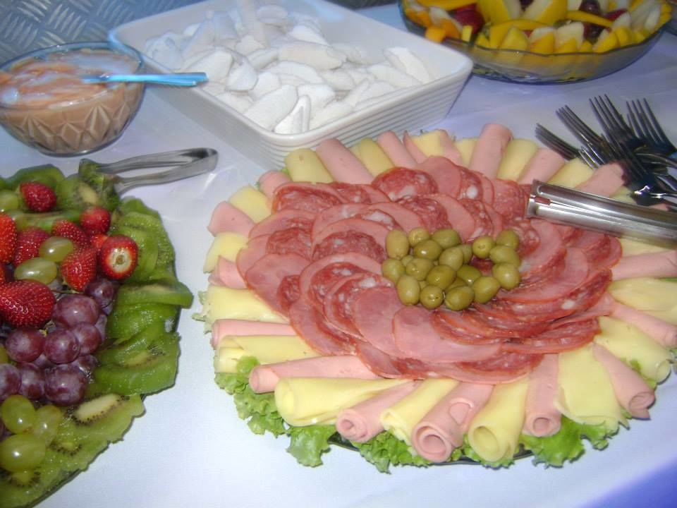 Nikaria Festas Buffet
