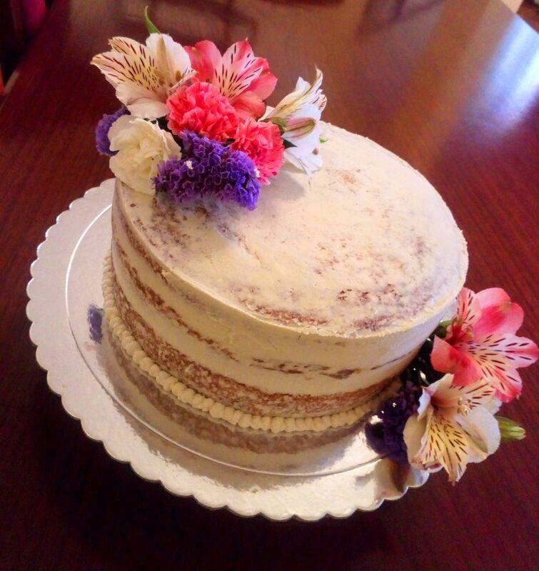 Dulcitos Cake