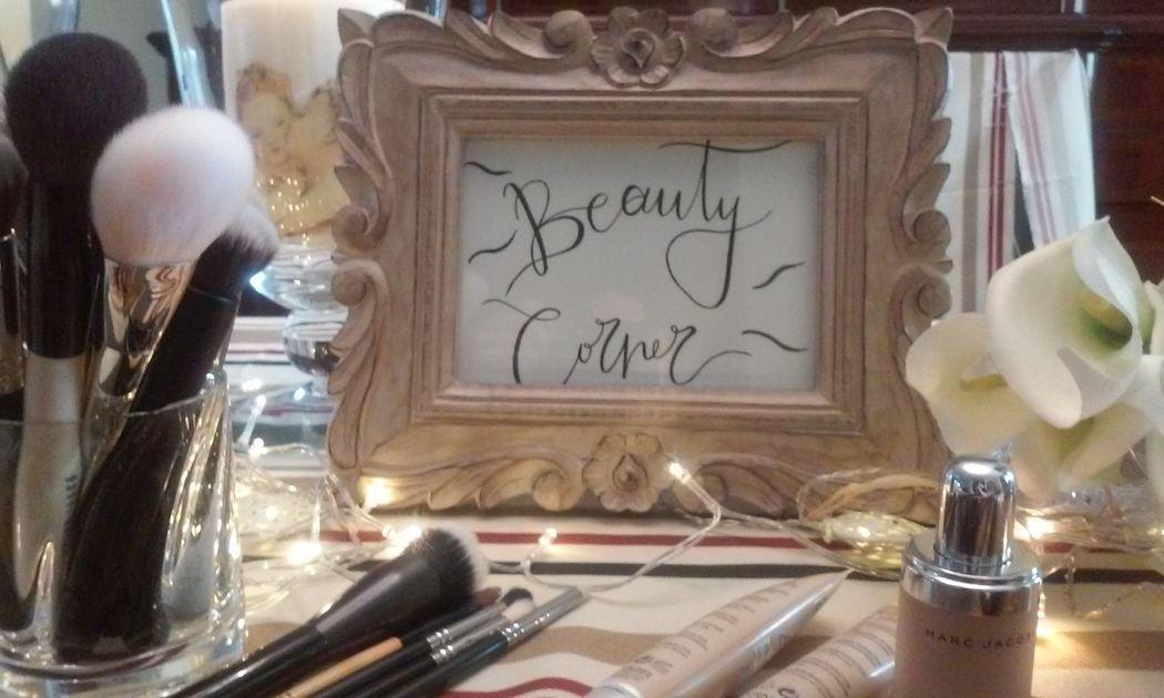 Beauty corner personalizado