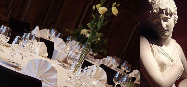 Beispiel: Kreative Gestaltung Ihrer Hochzeitsfeier, Foto: Hotel Bären Langenthal.