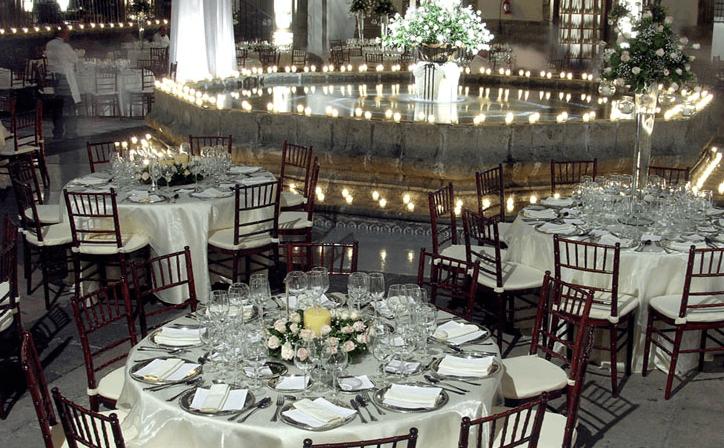 Coordinación especializada de eventos y banquetes de boda - Foto Banquetes Versalles