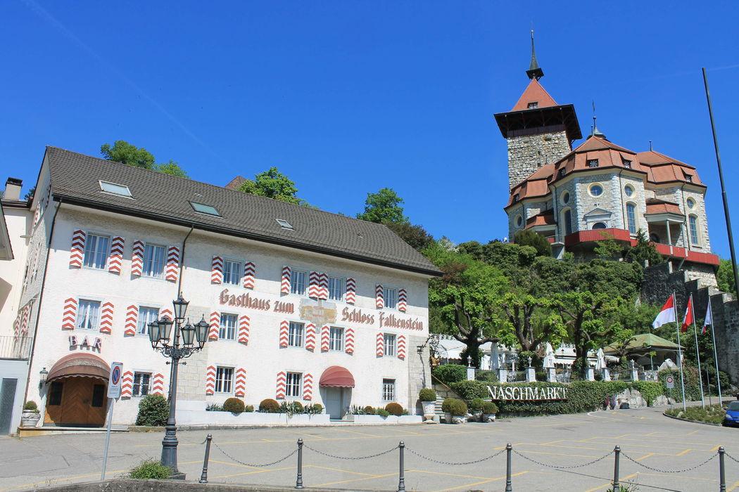 Schloss Falkenstein - Renato Würgler