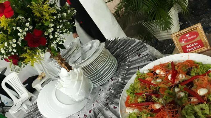 Fina Festa Buffet e Eventos