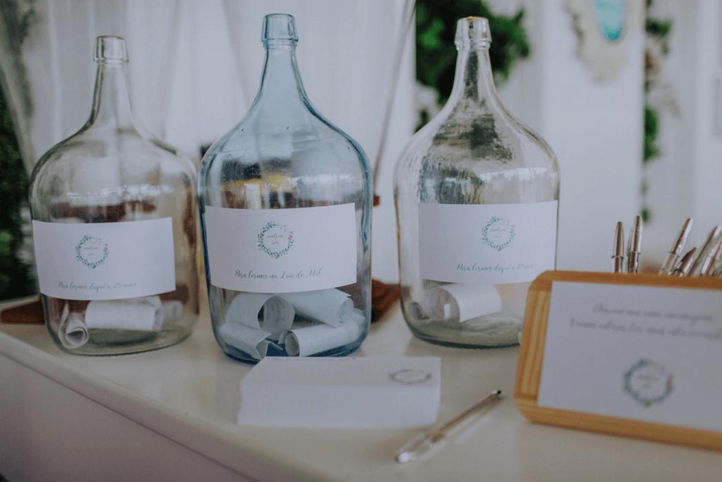 Casamento Andreia & Rui - Mensagens