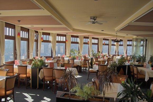 Beispiel: Restaurant, Foto: Schlossterrasse.