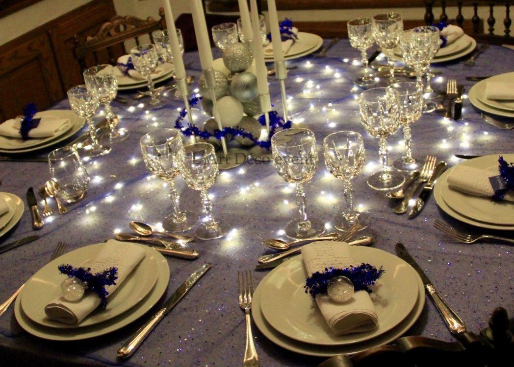 Table illuminée