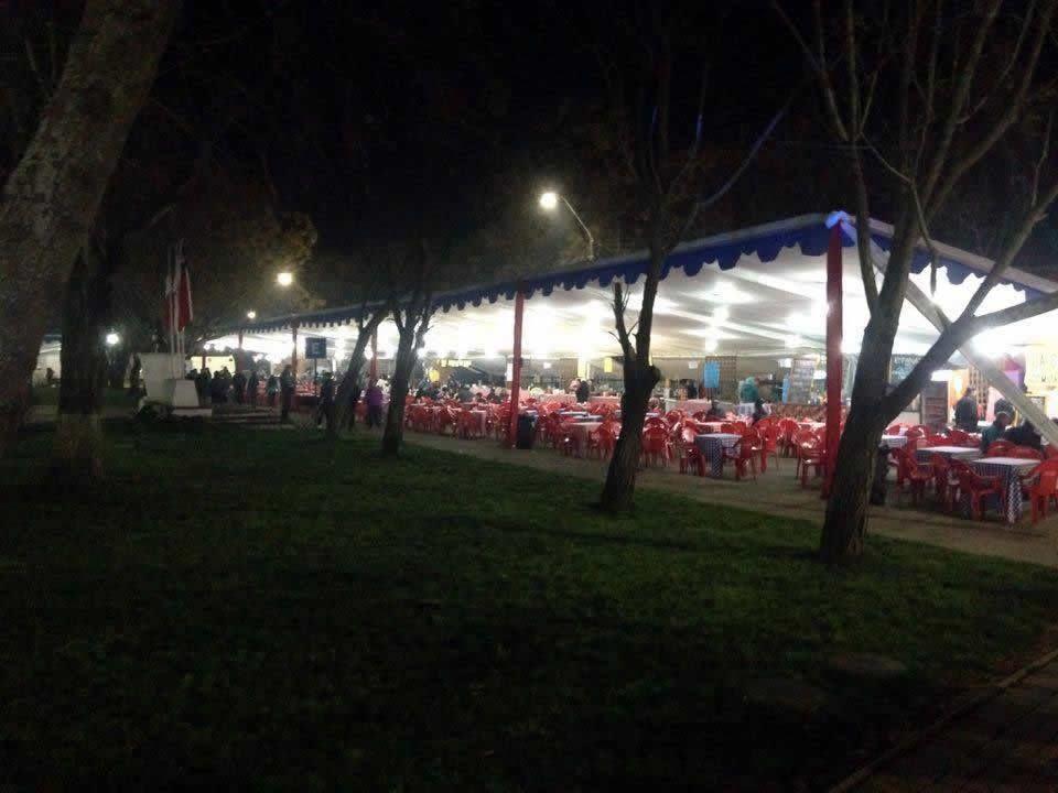 Carpas San Sebastián