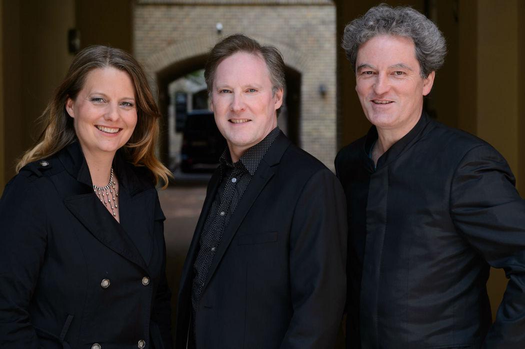 Sunset Deluxe Triobesetzung - Jazzband aus Berlin Foto: Stephan Roehl