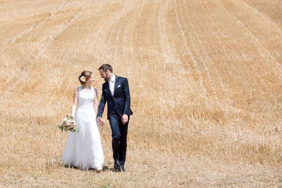 Glückliches Brautpaar, Foto: Best Moments