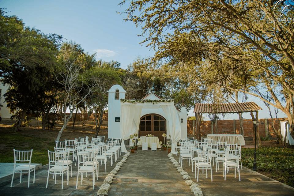 Casa Hacienda de Freno y Espuelas